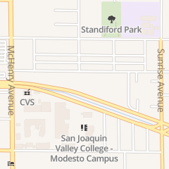 Directions for Modesto Fitness and Racquet Club in Modesto, CA 200 Norwegian Ave