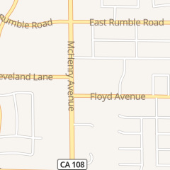 Directions for In-Shape in Modesto, CA 2700 Mchenry Ave