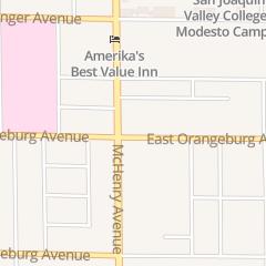 Directions for Impact Marketing in Modesto, CA 121 E Orangeburg Ave Ste 15
