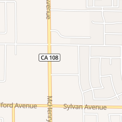 Directions for LA Pizza Cafe in Modesto, CA 3700 Mchenry Ave