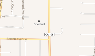 Directions for Cheaper Cigarettes in Modesto, CA 2221 Mchenry Ave Ste M