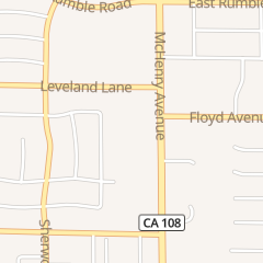 Directions for Famiglia Bistro in Modesto, CA 2501 Mchenry Ave