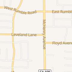 Directions for In-Shape Health Clubs in Modesto, CA 180 Leveland Ln Ste 7
