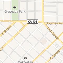 Directions for Dewz in Modesto, CA 1505 J St