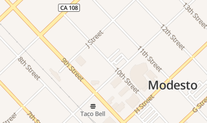 Directions for THE COPPER RHINO in Modesto, CA 927 10Th St