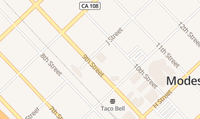 Directions for Skewers in Modesto, CA 903 J St