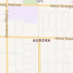 Directions for Appetez Restaurant in Modesto, CA 825 W Roseburg Ave