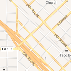 Directions for LA Pachange Food in Modesto, CA 708 L St