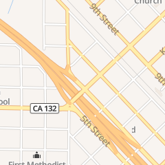 Directions for American Red Cross in Modesto, CA 1230 6th St