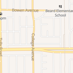 Directions for Central Cal Detailing in Modesto, CA