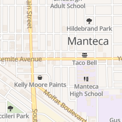 Directions for Hair & Nails in Manteca, CA 300 E Yosemite Ave Ste 108