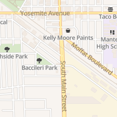 Directions for Main Sound in Manteca, CA 333 S Main St