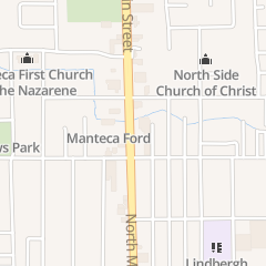 Directions for Nail Care in Manteca, CA 540 N Main St