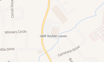 Directions for Amf Rocklin Lanes in Rocklin, CA 2325 Sierra Meadows Dr