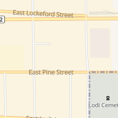 Directions for Acm in Lodi, CA 1307 E Pine St