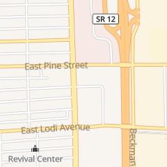 Directions for Mr Hd in Lodi, CA 627 E Oak St Ste D