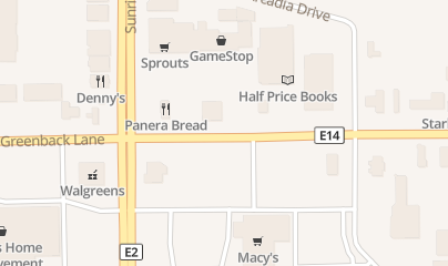 Directions for Round Table Pizza in Citrus Heights, CA 7943 Greenback Ln