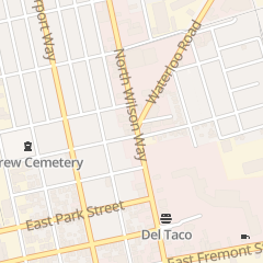 Directions for The tv Shop in Stockton, CA 901 N Wilson Way