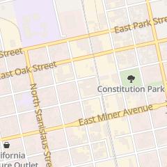 Directions for Aurora Body Works Inc in Stockton, CA 446 N Aurora St