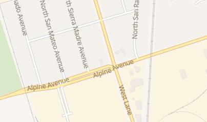 Directions for Ziggy's Smoke Shop in Stockton, CA 1235 E Alpine Ave