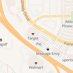 Directions for Target in Roseville, CA 10451 Fairway Dr