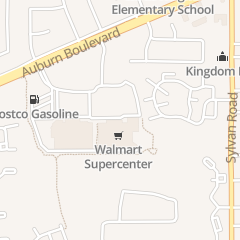 Directions for Walmart Supercenter in Citrus Heights, CA 7010 Auburn Blvd