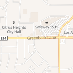 Directions for Citrus Nails in Citrus Heights, CA 7131 Greenback Ln