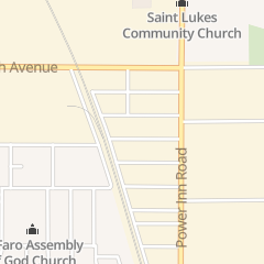 Directions for Vanzebo Laser in Sacramento, CA 7925 Amador Ave