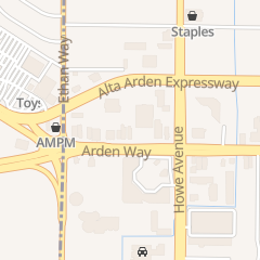 Directions for Arden & Howe Car Wash Inc. in Sacramento, CA 2105 Arden Way