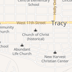 Directions for Mood On 10th in Tracy, CA 118 W 10th St