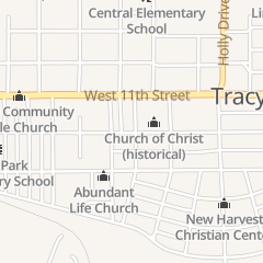Directions for Tresses in Tracy, CA 1005 A St