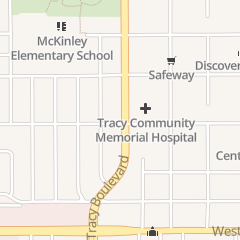Directions for Miller Family Dentistry in Tracy, CA 1409 N Tracy Blvd