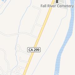 Directions for Taqueria Mi Ranchito in Fall River Mills, ca 43218 Ca 299