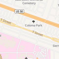 Directions for Access Sacramento - Ste A in Sacramento, CA 4623 T St Ste A