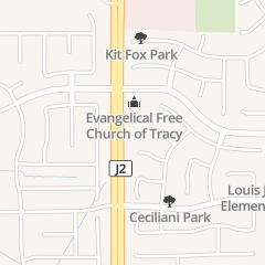Directions for New Creation Bible Fellowship in Tracy, CA 500 N Corral Hollow Rd