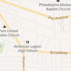 Directions for First English Luthern Church in Sacramento, CA 3860 4th Ave