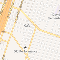 Directions for West Coast Mechanical Contractors in Sacramento, CA 3301 O St