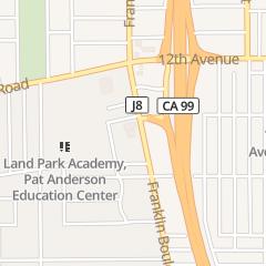 Directions for Ellios German Autos in Sacramento, CA 3928 Franklin Blvd