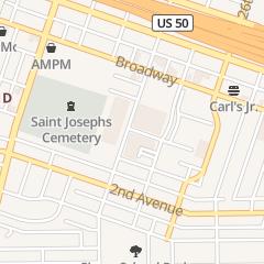 Directions for Allocate Tech in Sacramento, CA 2613 24th St
