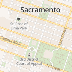 Directions for Main Stream Electric in Sacramento, CA 915 L St Ste C215