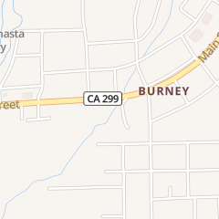 Directions for MT Burney Coffee Company in Burney, CA 37155 State Highway 299 E