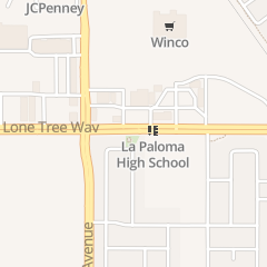 Directions for Cornerstone Fellowship in Brentwood, CA 6651 Lone Tree Way