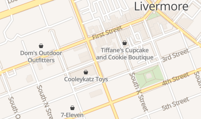 Directions for Discount Liquor in Livermore, CA 202 S L St