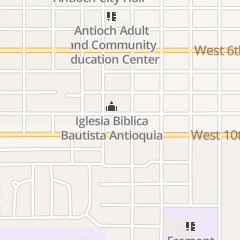 Directions for Word Assembly A Family of Churches in Antioch, CA 611 W 9th St