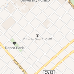 Directions for Pm Fashions Custom Swimwear in Chico, CA 742 W 5th St