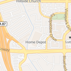 Directions for The Home Depot in San Jose, CA 635 W Capitol Expy