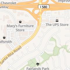 Directions for Usa Nails in Pleasanton, CA 3510 Old Santa Rita Rd