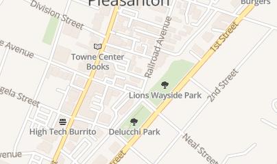 Directions for Grape Times Wine Bar in Pleasanton, CA 4469 Railroad Ave