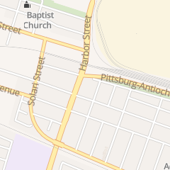 Directions for Church of the Living God in Pittsburg, CA 1125 Harbor St