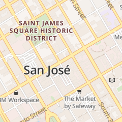 Directions for Santa Clara County Bar Association in San Jose, CA 4 N 2nd St Ste 400